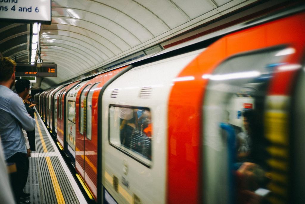 tube subway london