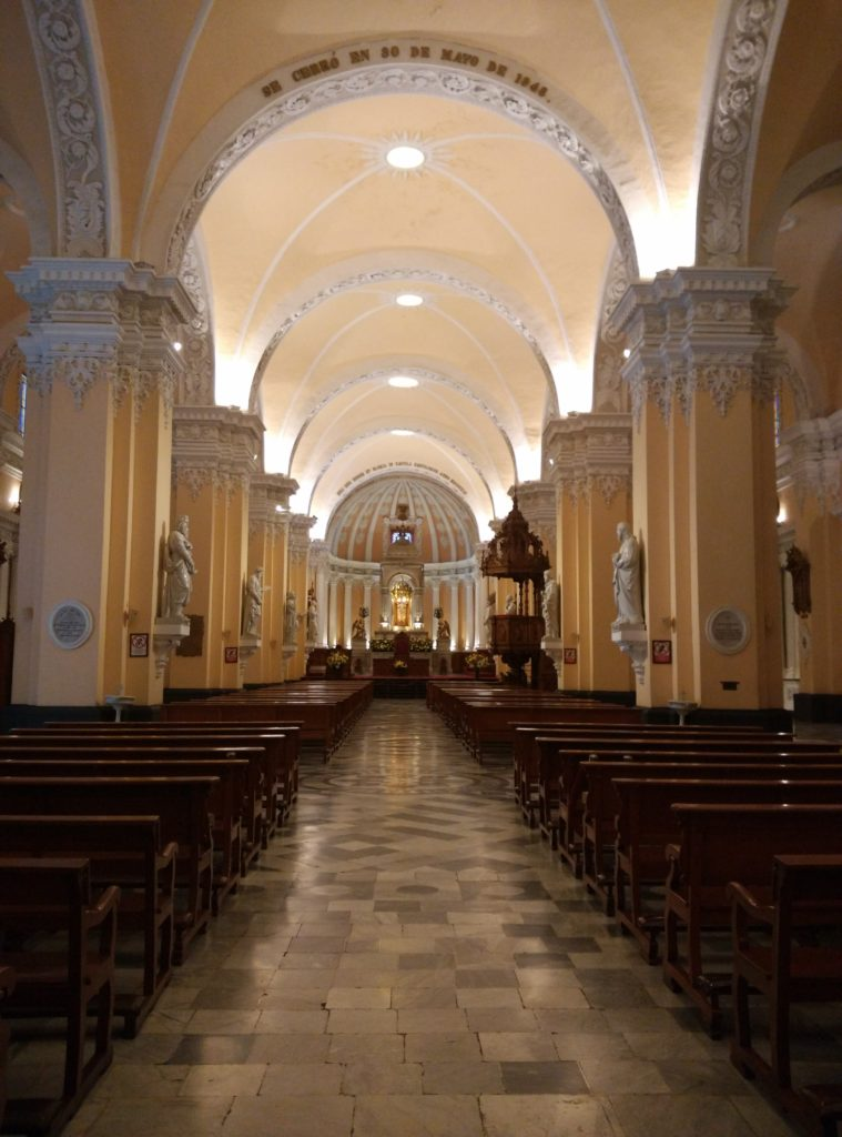 basilica musuem