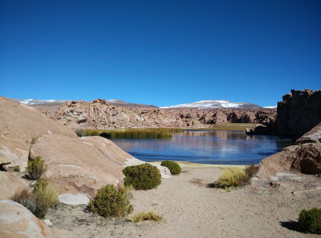 laguna negra bolivia