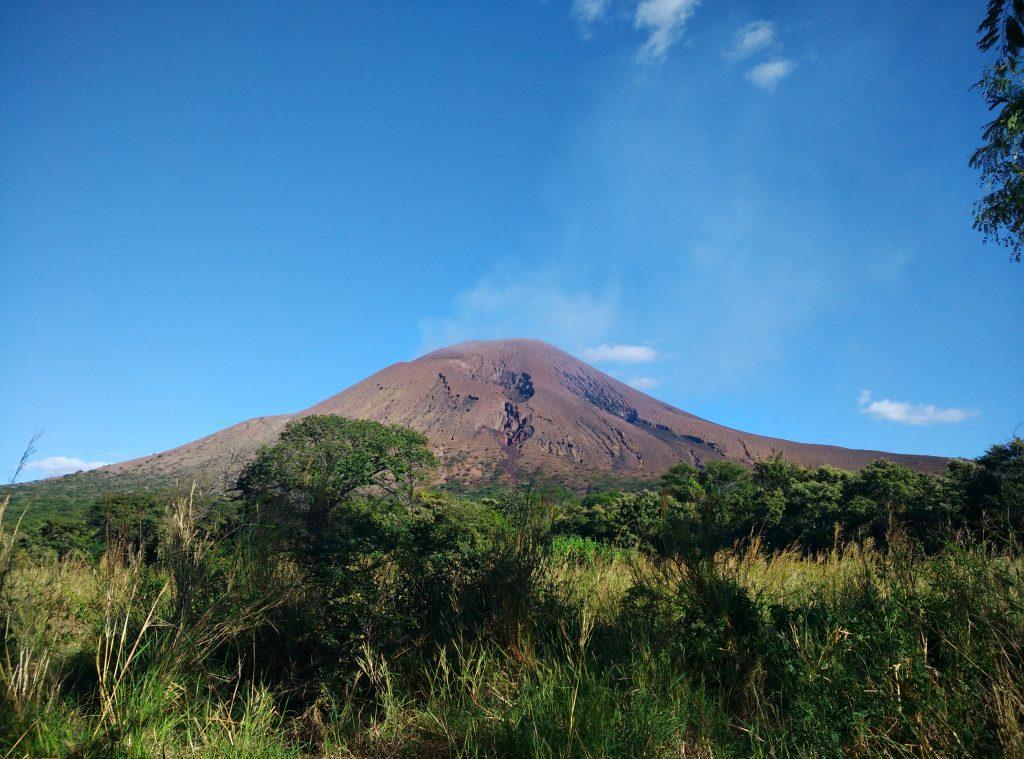 telica volcano nicaragua