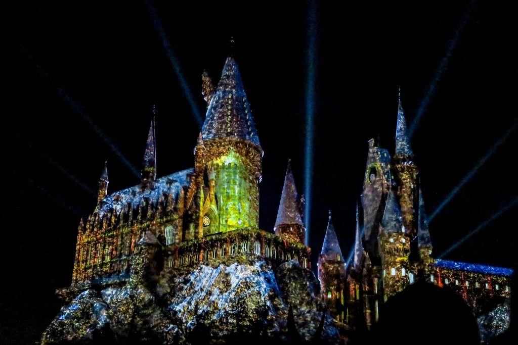 hogwarts magical night